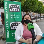 María Santos Sevillano, presidenta de la Mancomunidad de La Janda