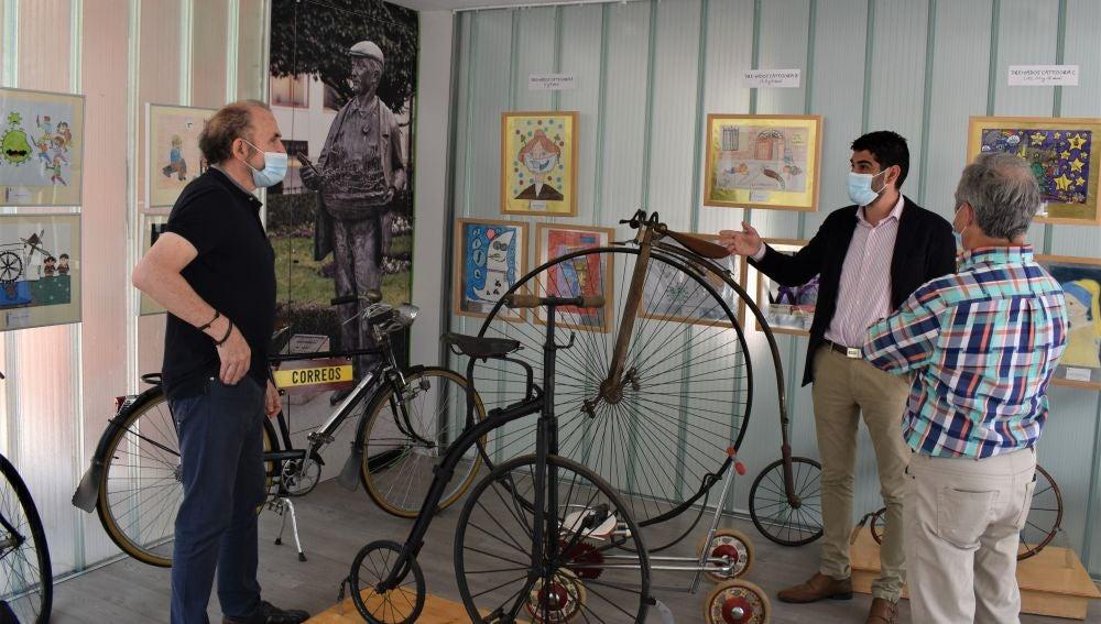 ¿Sabes cómo eran las bicicletas más antiguas? Hay una exposición que te lo muestra