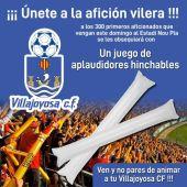 Fiesta del C.F. La Vila fin de liga
