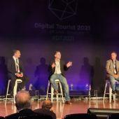 Pedro Amorós en el Digital Tourist