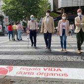 Semana del Donante del hospital Reina Sofía