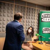 Inés Arrimadas en La Brújula CLM