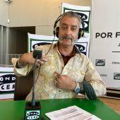 Fernando Eiras: ''Hay una receta de espárragos que ya es oficial''