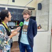 Salva Reina en Festival Cine Málaga