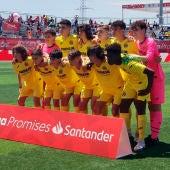 El Villareal, campeón de LaLiga Promises