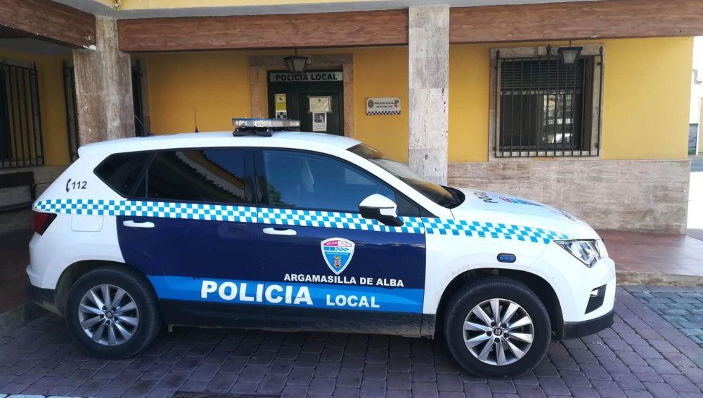Policía Local de Argamasilla de Alba