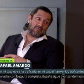 Rafael Amargo pide a Grande Marlaska que le dé respuestas