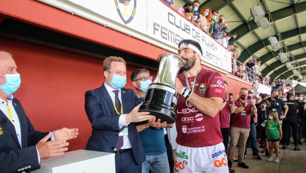 El Alcobendas gana la Copa del Rey de Rugby que ha tenido lugar en Albacete