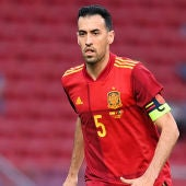 Sergio Busquets, positivo en coronavirus a 5 días de la Eurocopa