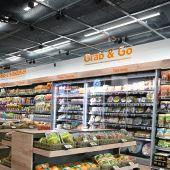 Llega el supermercado del futuro: Sin cajas y sin colas