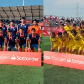 LaLiga Promises 2021: Dónde ver en TV y online la final entre Sevilla y Villarreal hoy