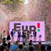 Presentación oficial de la plataforma Eup!