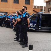 Comienza la formación en 'intervención rápida' de la policía local de Oviedo