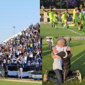 Ascenso de la AD Ceuta FC a Segunda RFEF