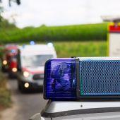 Sirena de un coche de policía