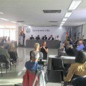 CCOO, UGT y la CEV se sumarán este años 2021 en Elche al debate sobre el estado del municipio.