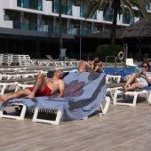 A la Costa Daurada els hotels reben, sobretot, turistes nacionals i francesos a l'espera de l'arribada dels visitants britànics.