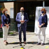 Más de 3,5 millones de euros para mejoras en centros educativos de Huesca
