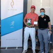 Gustavo Eugenio Delgado, campeón en el campo de Palomarejos Golf de Talavera de la Reina