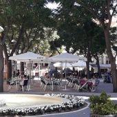 Plaza Cervantes de Ciudad Real