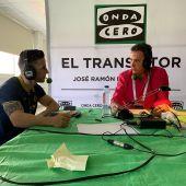 Jairo Noriega en El Transistor