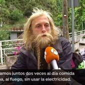 Comuna hippy.