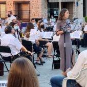 La Banda Sinfónica Municipal pone la nota musical al Día del Corpus Christi