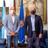 """O I Descenso """"Ourense Provincia Termal"""" de piragüismo percorrerá 17 quilómetros no Miño"""