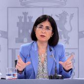 Sanidad prepara un nuevo documento sobre las restricciones al ocio y bares