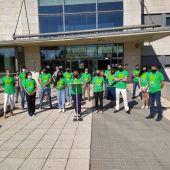 El campus de Huesca se suma a proteger la tierra