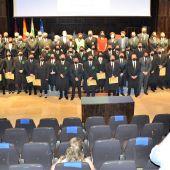 Nuevos colegiados, miembros de la Junta de Gobierno y autoridades