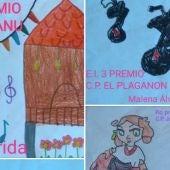 Excelente participación en el concurso de dibujo de San Antonio