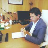 Daniel Sánchez, delegado de Medio Ambiente
