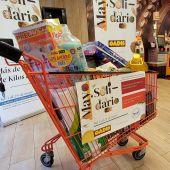 Gadis dona 177.158 Kilos de productos a 11 Bancos de Alimentos
