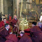 Botafumeiro, Catedral de Santiago