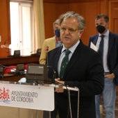 Salvador Fuentes/presidente Gerencia de Urbanismo