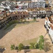 La nueva Plaza de la Cantera, en Rota