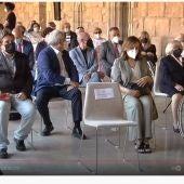 Homenaje a Josep Sala, el último de San Marcos