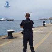 Detienen a un hombre en Ibiza por favorecimiento de la inmigración ilegal
