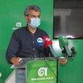 Fran Romero, concejal de Andalucía por Sí