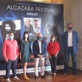 Manuel Carrasco, con dos conciertos, Ara Malikian y Taburete en el cartel del Alcazaba Festival de Badajoz