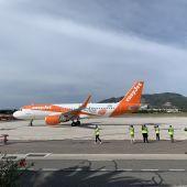 Easyjet establece su base en Málaga