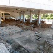 recinto arqueológico de Morerías