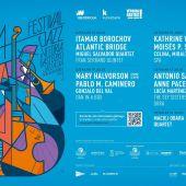 Cartel Festival Jazz de Vitoria 44ª edición