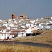 Vista panorámica de Palenciana