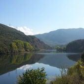 Los embalses de Ourense se encuentran al 67,83 % de su capacidad