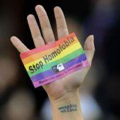 Se sucedes las protestas contra las agresiones homófobas
