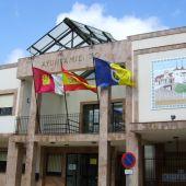 Fachada Ayuntamiento de Membrilla