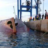 PortCastelló moverá el buque para encontrar al estibador desparecido