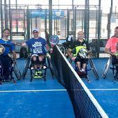 Rubén de Diego jugará el Campeonato de España de Pádel en silla de ruedas